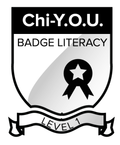ChiYOU Badge Level 1_2014